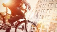 Ook in vervuilde lucht blijft fietsen en wandelen gezonder