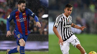LIVE: Wie wint clash tussen Juventus en Barça?