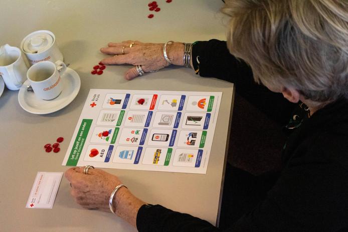 Het bewustwordingsspel voor 'Goed Voorbereid (op noodsituaties)' voor ouderen