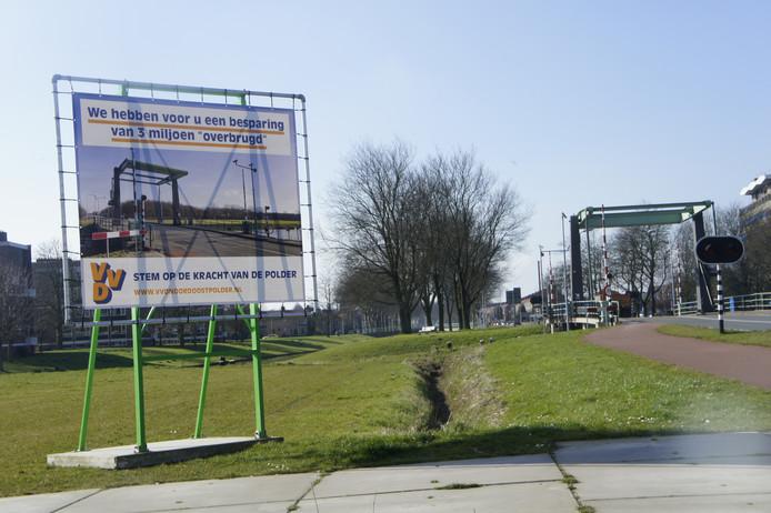 De Marknesserbrug in Emmeloord.