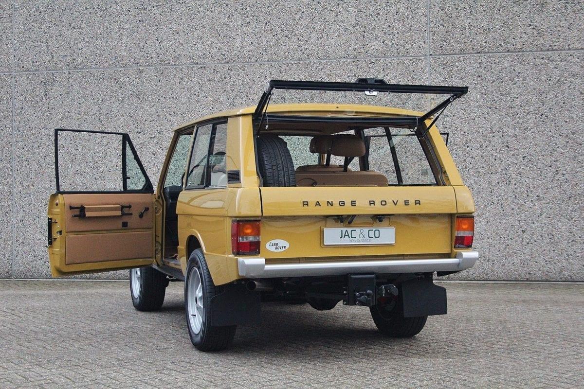 TopHat Range Rover.