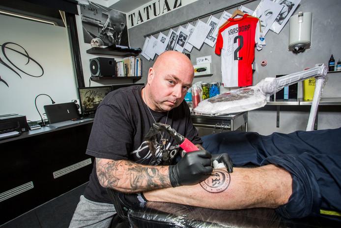 Die Bal Volg Ik Niet Altijd Feyenoord Ad Nl