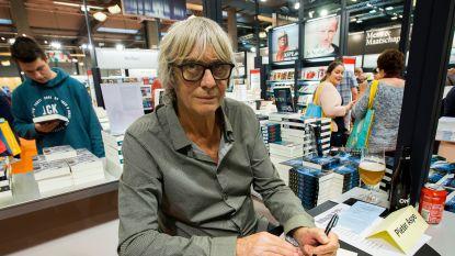 """Pieter Aspe (64) heeft nieuwe liefde ontmoet op Boekenbeurs: """"In 5 seconden was het gebeurd. Ik was kansloos"""""""