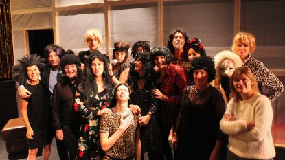 Pascale Platel regisseert met De Loofblomme voor het eerst een amateurtheatergezelschap