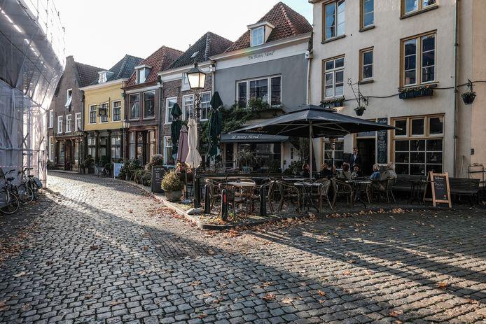 Caldo e Freddo in Doesburg. foto : Jan Ruland van den Brink
