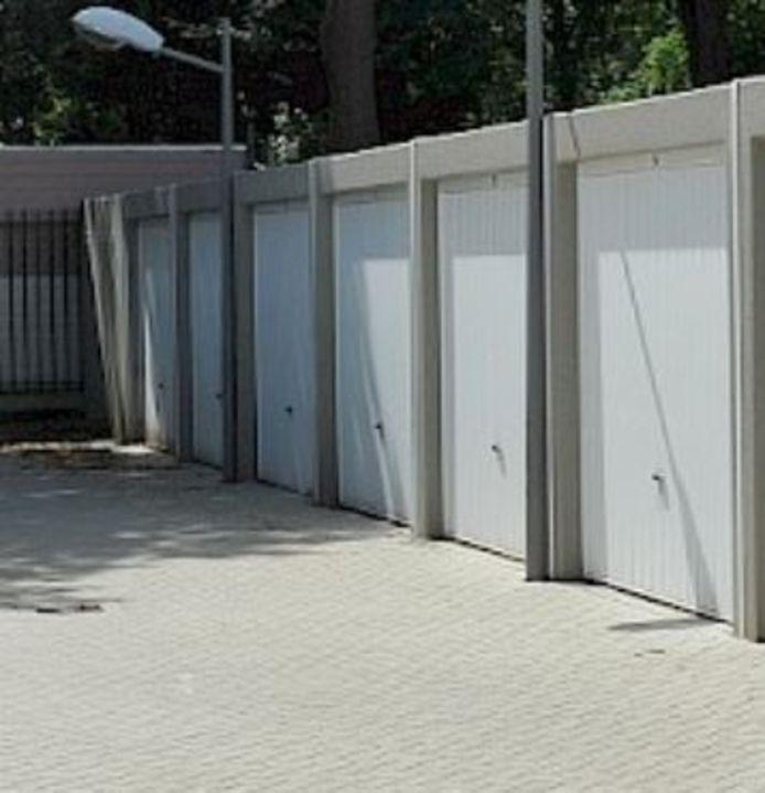 Garageboxen in Dordrecht aan het Kasperspad