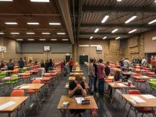 Scholieren in Eersel: Examen is echt niet zo'n groot ding
