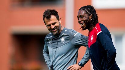 """Amper spelers, maar Leko vindt dat geen excuus: """"Kansloos tegen Club? Leicester werd ook kampioen"""""""