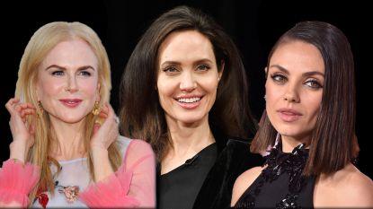 Kidmans neus, Jolies lippen of de ogen van Mila Kunis: deze looks worden het vaakst besteld bij de chirurg
