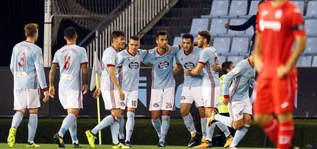 Uruguayaan Gómez weer goud waard voor Celta