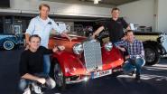 Koop eens een oldtimer Porsche van een miljoen