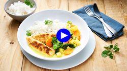 Klassieker 2.0: curry van kip wordt verrassender én gezonder met deze 3 simpele ingrepen
