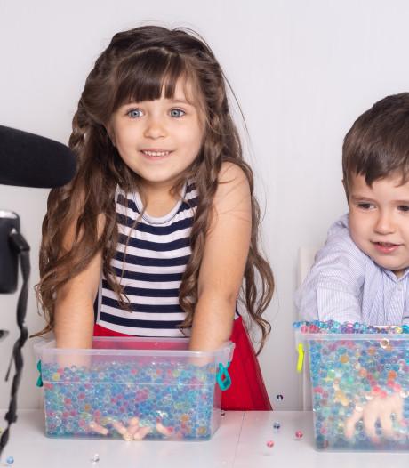 Gemist? Onderzoek naar kindvloggers. En: mogelijk verband tussen woningovervallen Veluwe