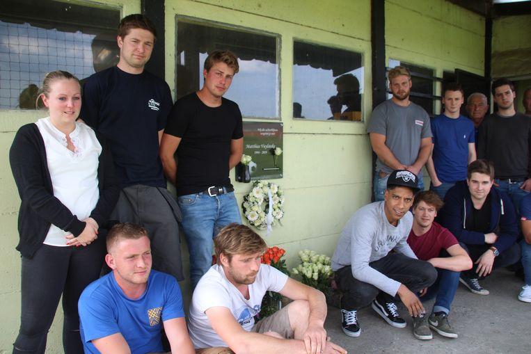 Vriendin en collega plaatsen tatoeage met assen van dodelijk slachtoffer bij brand Pouleyn