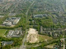 Vier grote Zeister projecten gevat in een luchtfoto