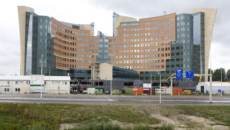 De nieuwbouw van KPMG in Amstelveen. Beeld ANP
