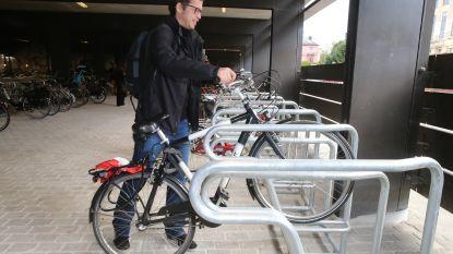 Nieuwe lading fietsbeugels op komst