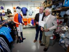 Wim de Graaff, bekend van Sporthuis De Graaff, op 89-jarige leeftijd overleden