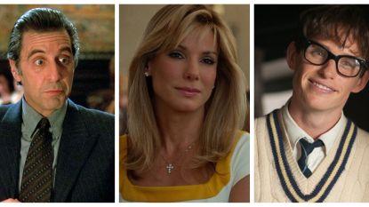 Aftellen naar de Oscars - deel 3: deze acteurs wonnen zowel een Oscar als een Razzie
