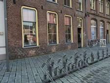 Lionsclub Goes zorgt voor geluid Museum