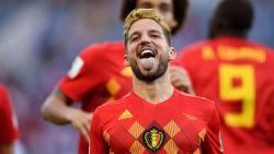 Stad Leuven huldigt Dries Mertens na historische derde plek op WK