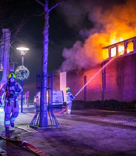Ondanks vuurwerkverbod voor tienduizenden euro's schade in Hoeksche Waard