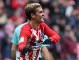 Griezmann kan met goal duur puntenverlies Atlético niet voorkomen
