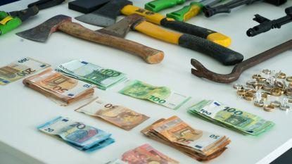 50.000 euro aan juwelen in beslag genomen bij piepjonge overvallers