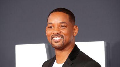 Will Smith vraagt zijn fans om buiten te slapen als steun voor daklozen