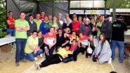 De 'Absolute Beginners Geweest' winnen het clubtornooi
