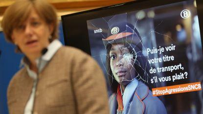 NMBS lanceert campagne tegen agressie op de trein