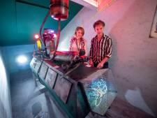 Nog geen perspectief voor escaperoom Nijverdal: 'Zelfs een duikpak kan'