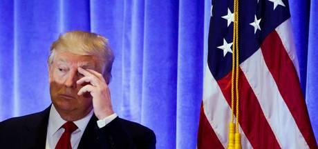 Trump wil 'dromers' met rust laten