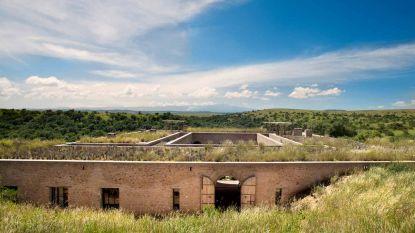 In deze 'onzichtbare' Afrikaanse villa passeert er met wat geluk een kudde olifanten aan je terras