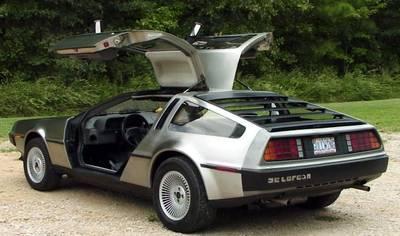 DeLorean gaat 'Back to the Future'-model opnieuw uitbrengen