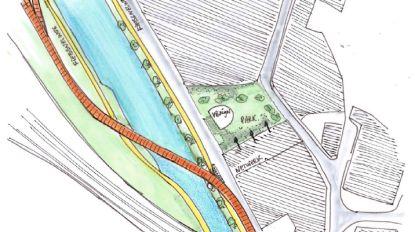 Fietsersbrug over Dender: Buurt Houtkaai en denktank over.morgen stellen alternatief voor