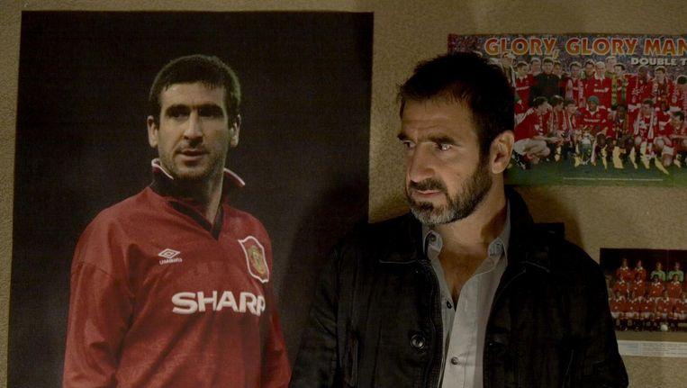 Eric Cantona in Looking for Eric van Loach. Beeld