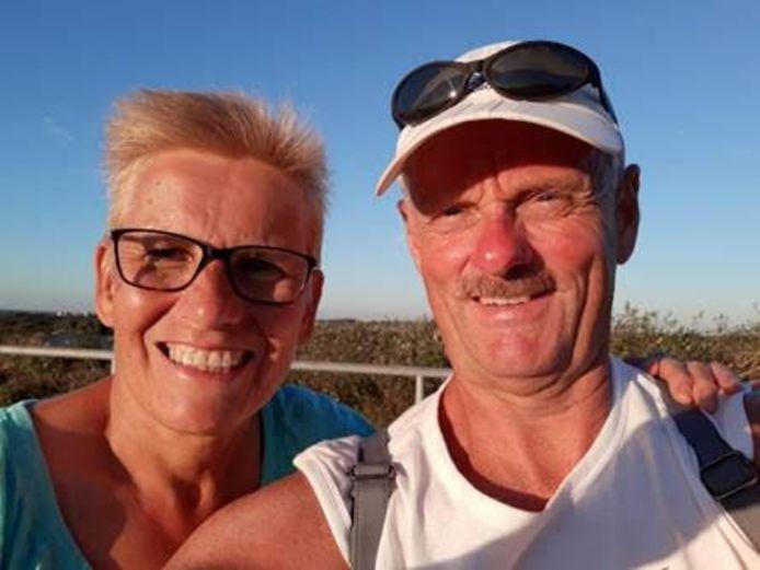 Gerrit Willems en zijn vrouw.