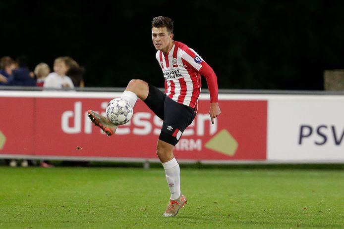 Rico Zeegers vertrekt bij PSV.