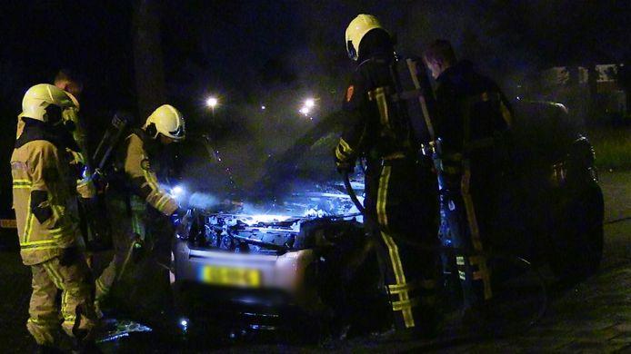 De brand aan de Weegschaalstraat