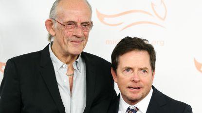 33 jaar na 'Back to the Future': Doc en Marty komen weer samen