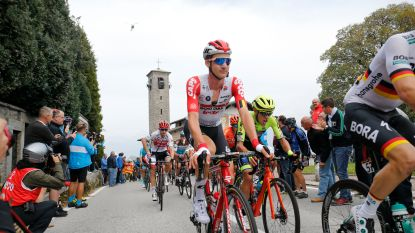 Koers Kort. Ronde van Lombardije 12 kilometer ingekort - AG2R kondigt nog twee nieuwkomers aan