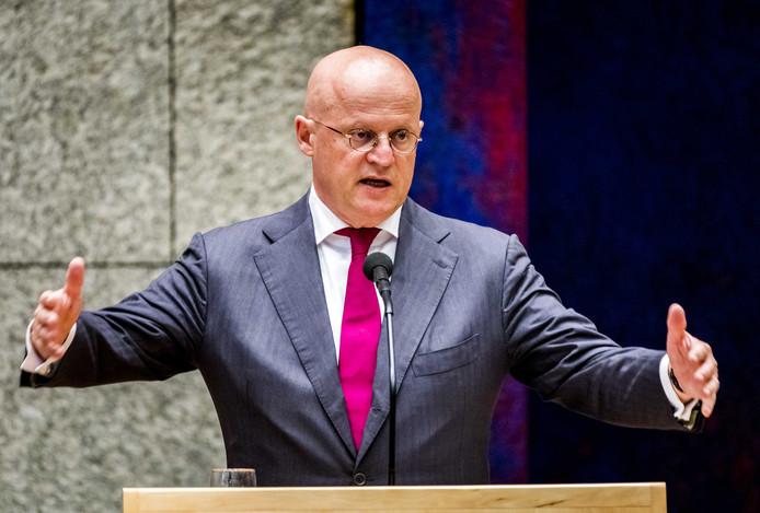 Minister Ferd Grapperhaus