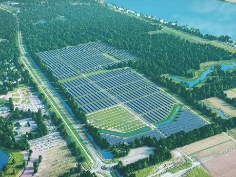 Terrein popfestival Lowlands krijgt carport van 90.000 zonnepanelen