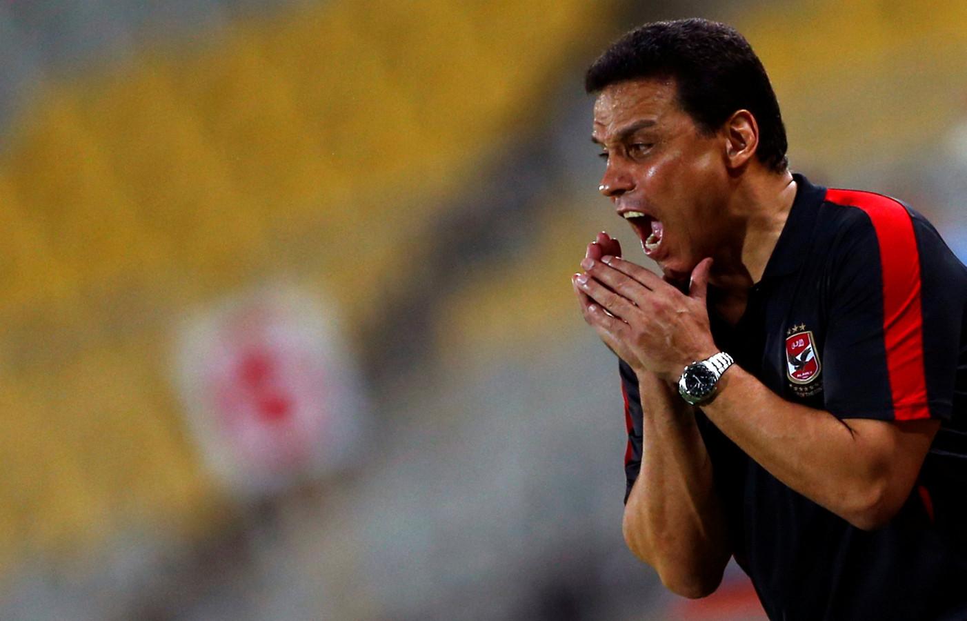 Hossam El Badry.