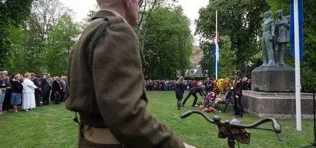 Herdenkingsdienst Den Bosch 4 mei met inleiding Rombouts