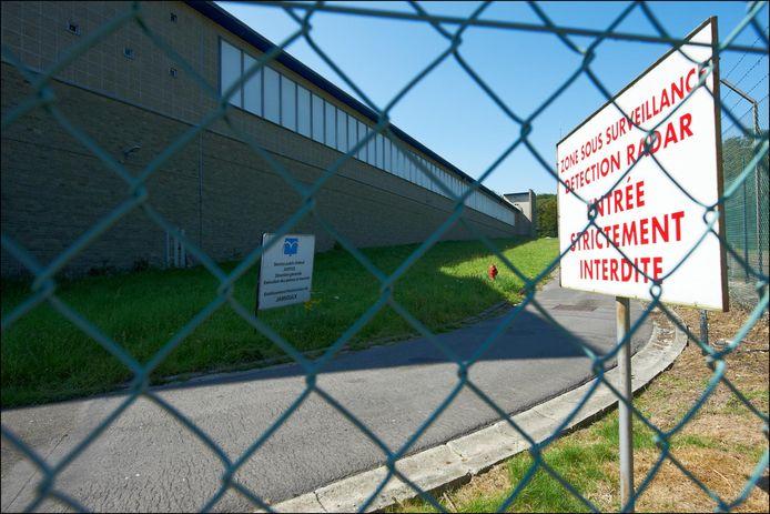 Prison de Jamioulx (Ham-sur-Heure/Nalinnes)