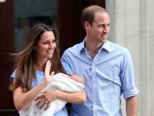 """Kate Middleton s'est sentie """"isolée"""" après la naissance de George"""