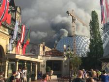 Populair Duits pretpark getroffen door enorme brand