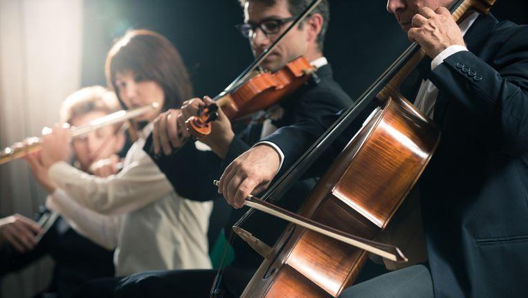 Na afloop wankelde ik de zaal uit, emotioneel bijna even uitgeput als de cellist zelf moest zijn. Beeld thinkstock